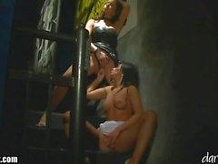 DaringSex Cindy Dollar Lesbian Masturbation Fantasy