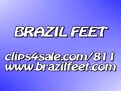 feet worship loira gatinha