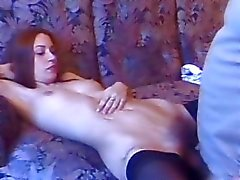 Hairy Pussy Kimmie Doing Dirty Fuck With Old Man