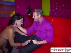 The Stripper Experience Jessica Jaymes fucking a big dick