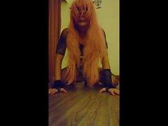 Louco Satanic Sissy Poppers Beast-cadela, Dildo Ecstasy 2