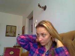 María de i La i Braila ansikts Samtal Videochat