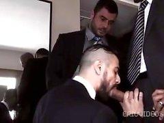 Antonio Biaggi , Mike Dozer & Dominic om Sol