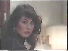 Out of line prostitute with a lecherous muff does them all in this vintage clip