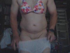 Panties male 180