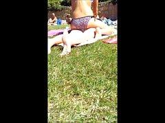 pool beach massage teens