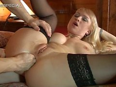 Virginia milf anal and fisting