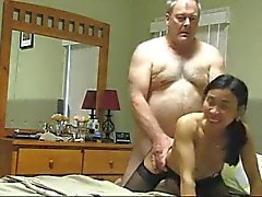 Gina Jones and Old Hubby