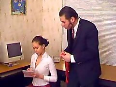 Boss Chloroform and Rape her Secretary in Office
