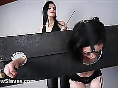 Merciless brazilian bdsm
