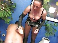 Mistreess Michelle Wax Torture