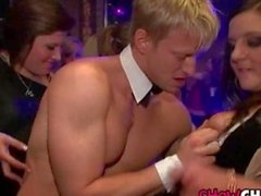 Horny Amateurs Fucked By Male Chippendales