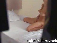 orgasm on hidden cam