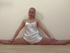 shy gymnast