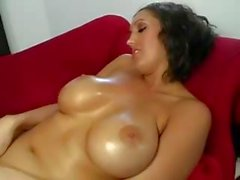 Busty brunette Dylan Ryder wants a cock bad and gets fucked