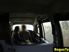 British taxi user jizzed in mouth by cabbie