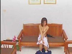 Thailändsk student