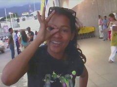 Gringo tourist uploads from Dominican Republic - Toticos