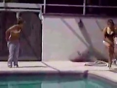 teen girls stripping nude swimming