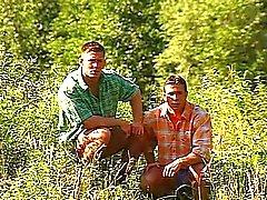 Threesome in nature