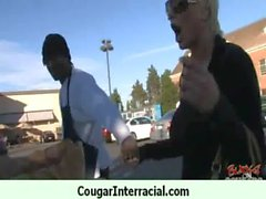 Cougar With Huge Tits Fucked By a Young Black Teen 10