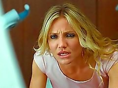 Christine Smith and Cameron Diaz in Bad Teacher