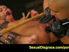 FetishNetwork Sabrina Bank dungeon slampa
