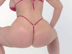 Nicole Coco Austin Hot Kıvırcık Saçlı Gövde