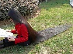 long hair slideshow