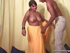 Sanjana And Robby HD