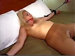 BOUND & FUCKED IN PANTYHOSE (estefania)