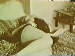Softcore Nudes 636 1960's - Scene 5