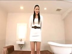 Lucky guy has two sensuous Japanese masseuses blowing his h