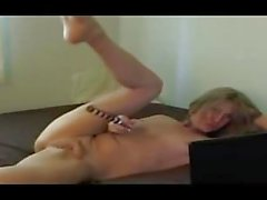 Small tits webcam tranny