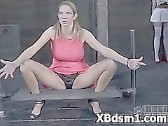 Nasty Whore In Naughty BDSM And Perversion