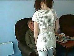 Ryska gamla och unga