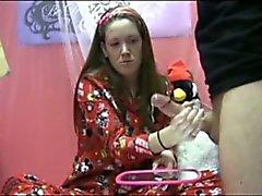 CFNM Hässlich Mädchen benötigen Sperma Zu Kompilierung