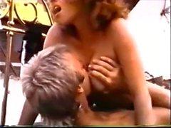 Greg Derek and John Holmes foursome