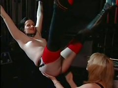 Girl toyed with and fucked