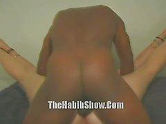 4' Midget with 12 inch dick Fucks PAWG Stripper