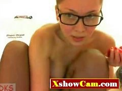 Glasses Chick Toys Pussy - Xshowcam