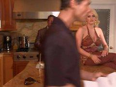 Stormy Daniels et des Kirsten Price faire leurs fantasmes les de lesbiennes come true