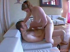 Unbelievable.!!! French amateur gal orgasms 11 times in 2 hours.!!