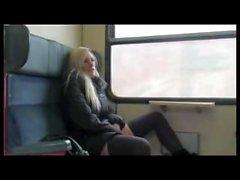 Fickin kanssa kuole Deutsche Bahnin