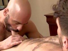 Adam Russo & Ty Roderick - Icon Männlich Gorgeous Männer fickt mit einem Cumshot