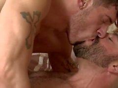 Adam Russo & Ty Roderick - Icons Man Underbara Män knullar med en Cumshot