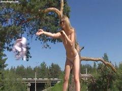Kisa - Nude Walk (AmourAngels)
