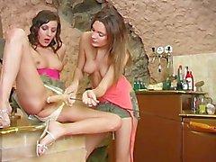Lesbian Lover 30 - scene 4