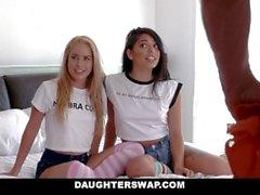 DaughterSwap - StepDaughters Free the Nipple