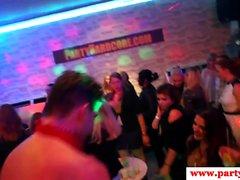 Euro-Party Amateur saugen Stripper bbc